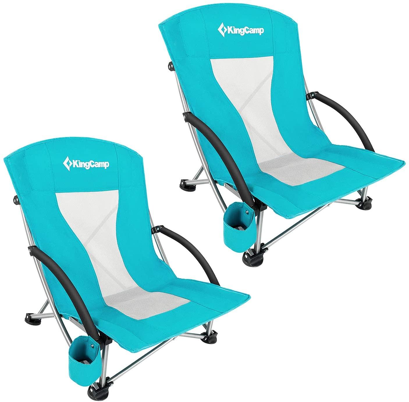 KingCamp Low Sling Beach Chair