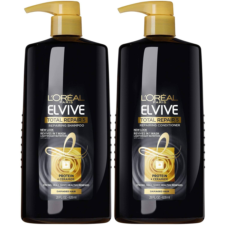L'Oreal Paris Elvive Shampoo and Conditioner