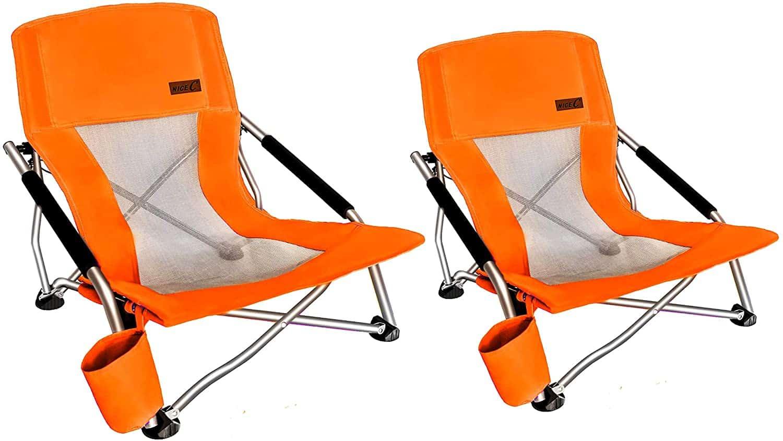 Nice C Low Beach Chair