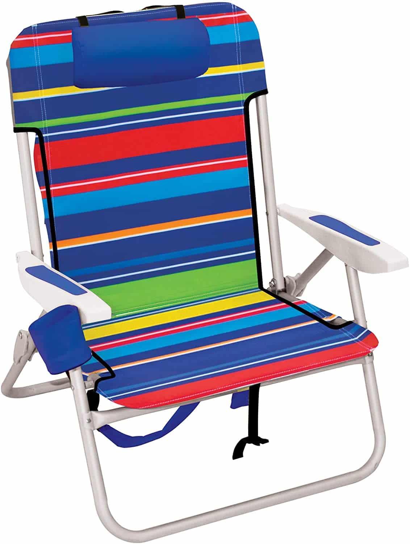 Rio Beach Big Boy Folding 13 inch Beach Chair