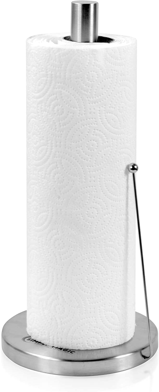 Simpli-Magic Stainless Steel Paper Towel Holder