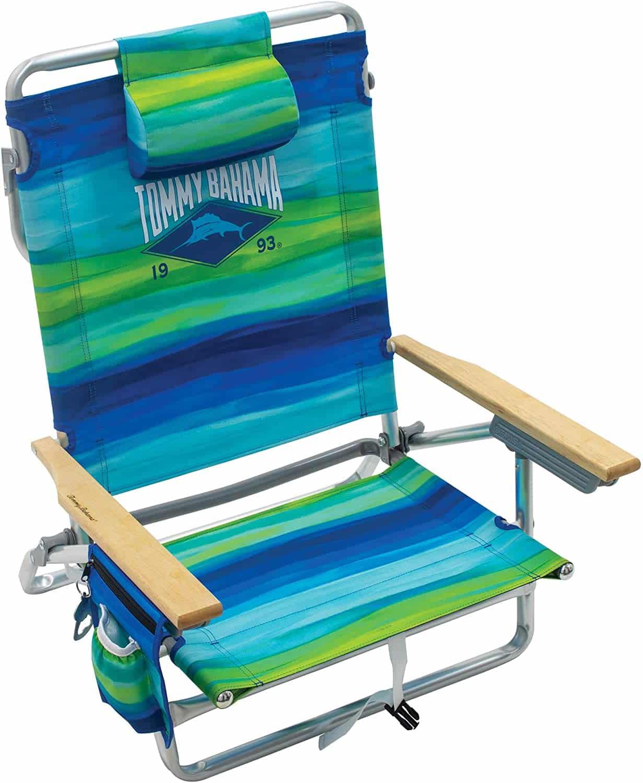 Tommy Bahama 5-Position Classic Beach Chair