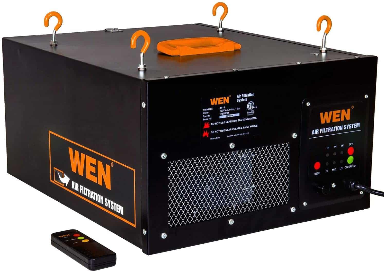WEN 3410 3-Speed Air Filtration System