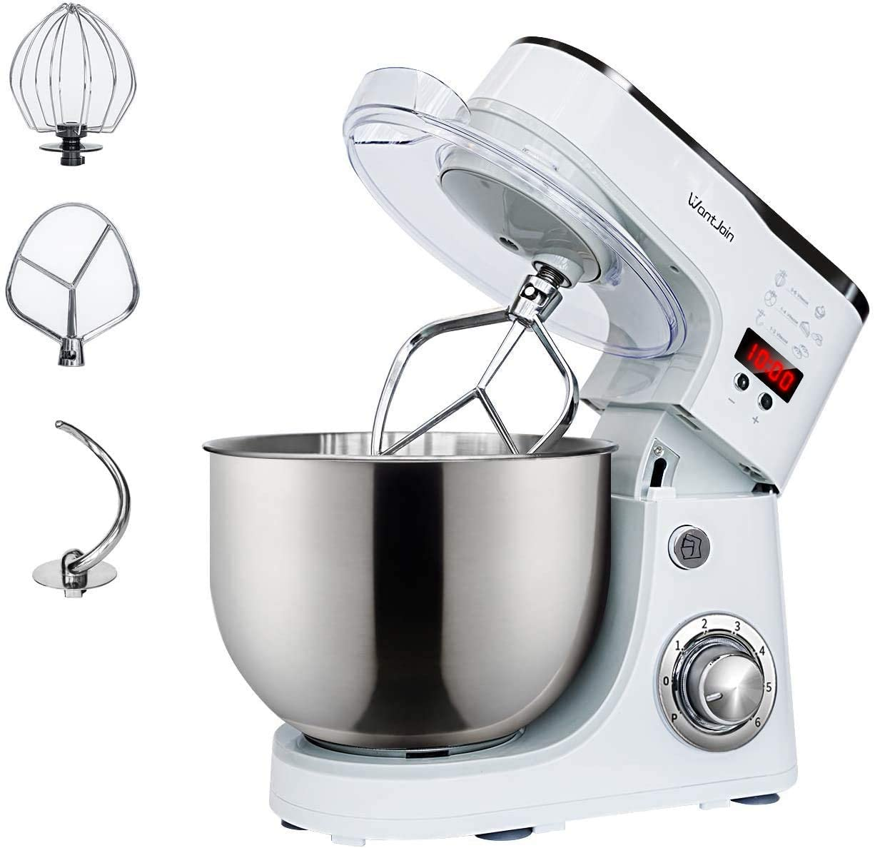 WantJoin Stand Mixer 1000W