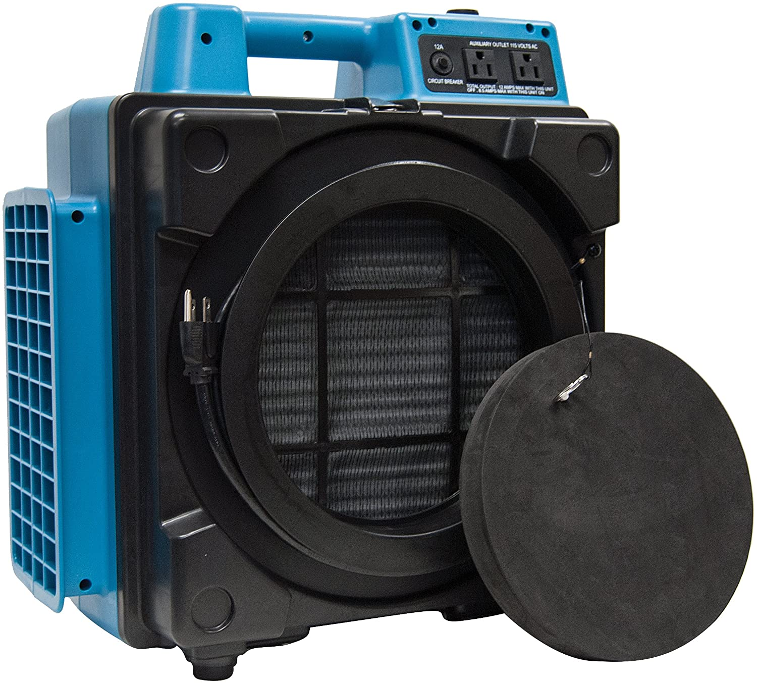 XPOWER X-2480A Professional 3 Stage Filtration System