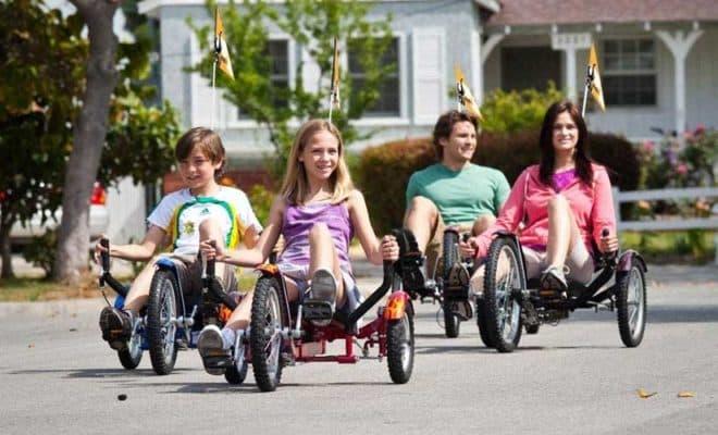 3-Wheel Bikes for Kid