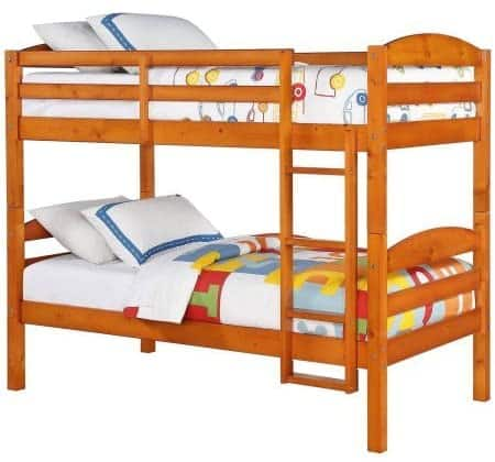Better Homes and Gardens Leighton Twin Bunk Bedframe