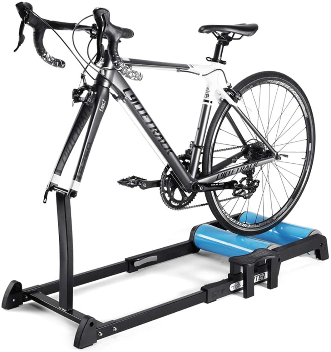 Bike Trainer Rollers for Indoors