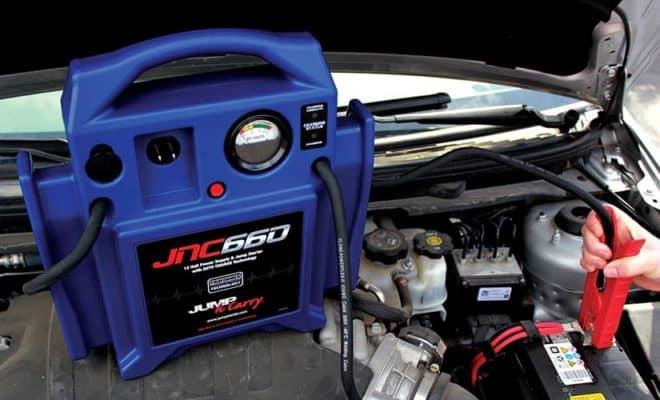 Car Battery Jump Starters