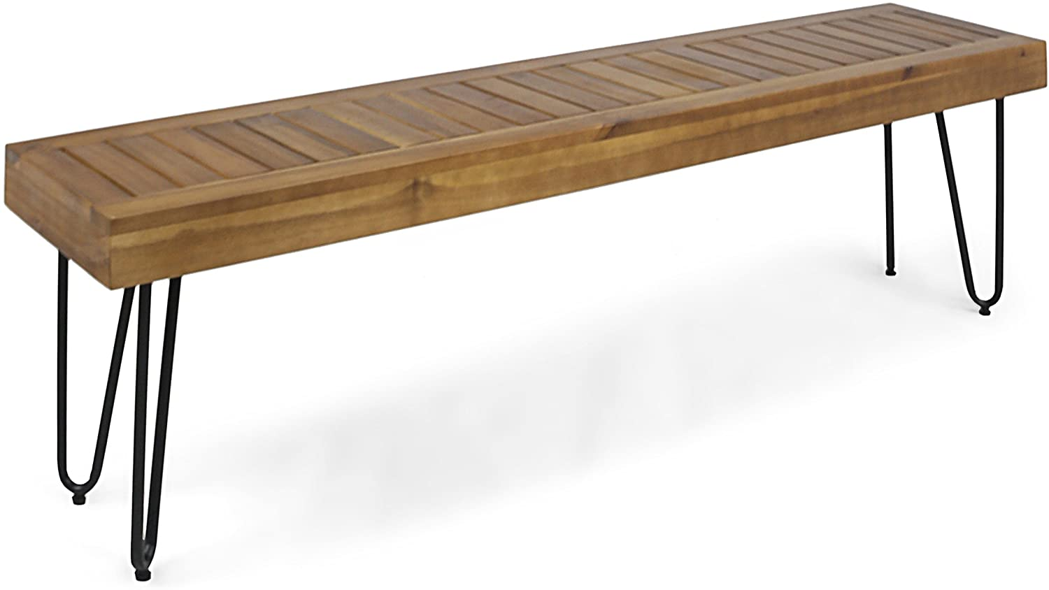 Christopher Knight Home 304879 Abbet Outdoor Bench