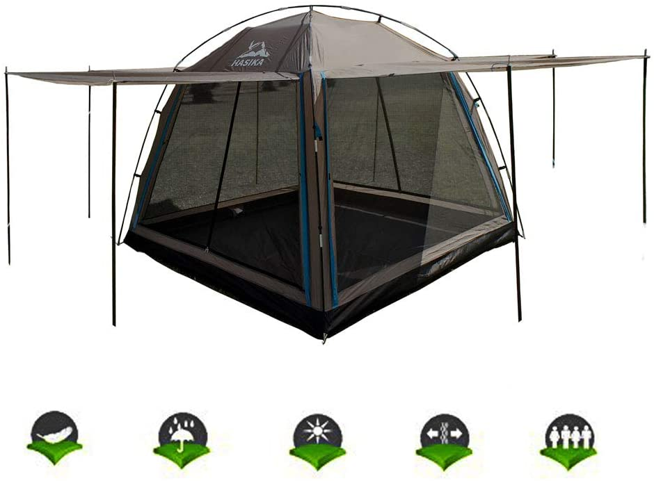 Hasika All-Weather Camping Screen House