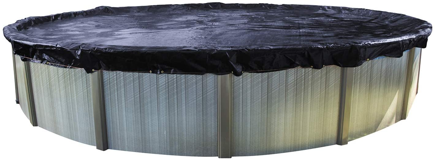 In the Swim 24-Foot Round Pool Cover