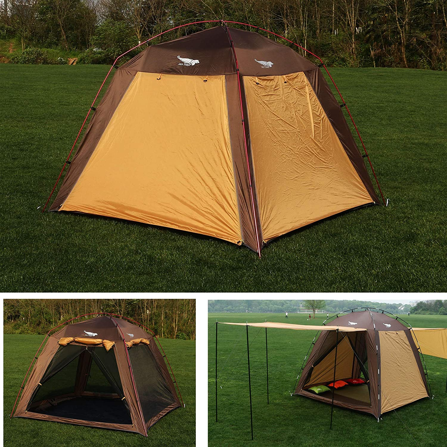 Luxe Tempo Camping Screen House