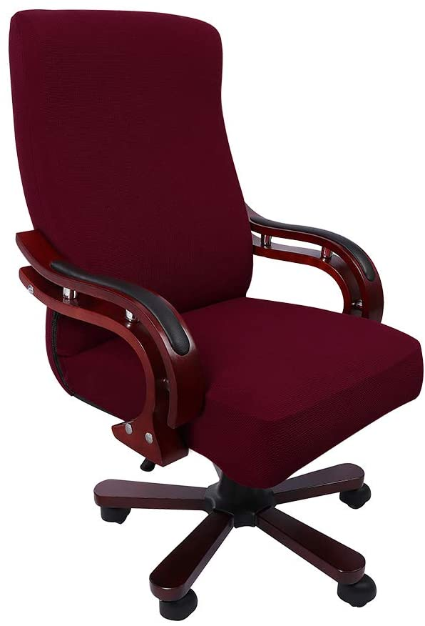 PiccoCasa Stretchable Waterproof Office Chair Cover