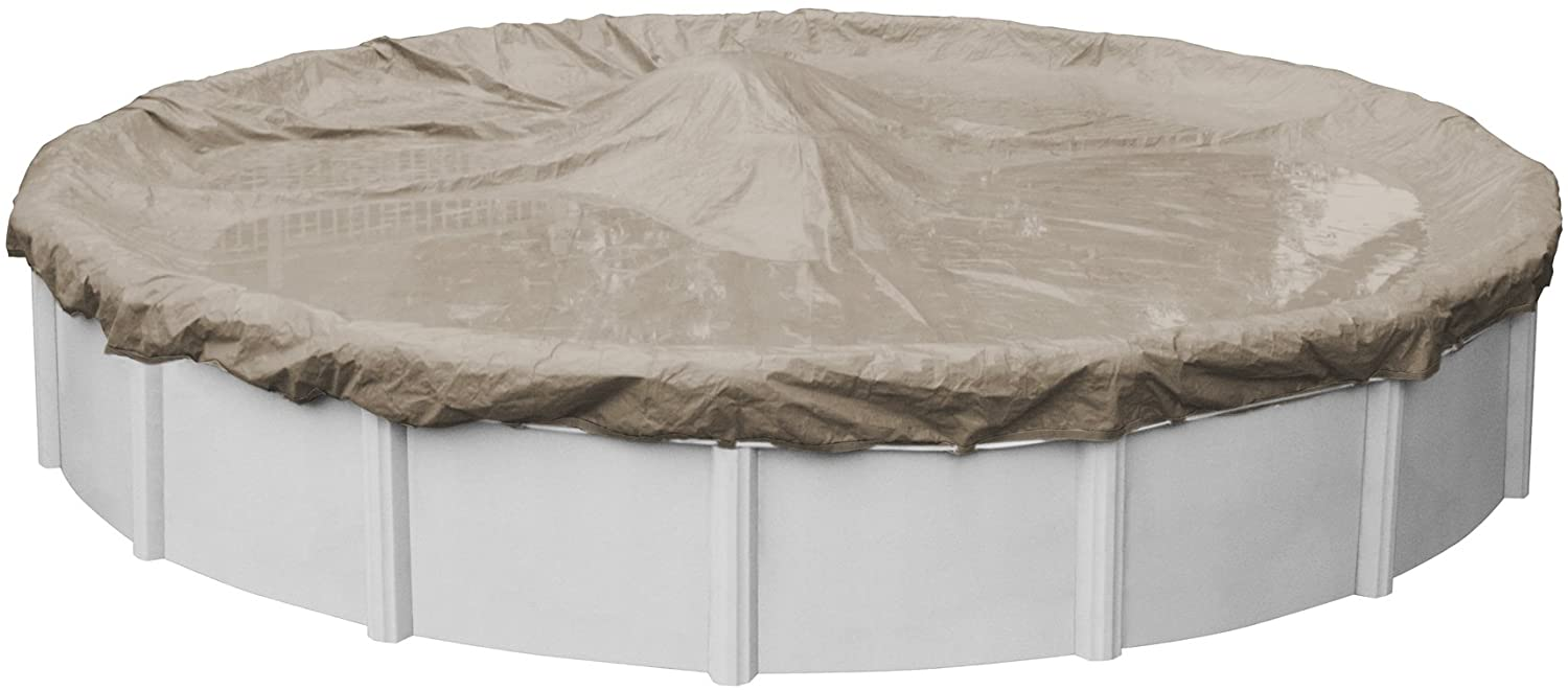 Pool Mate 5724-4 Sandstone Winter Pool Cover