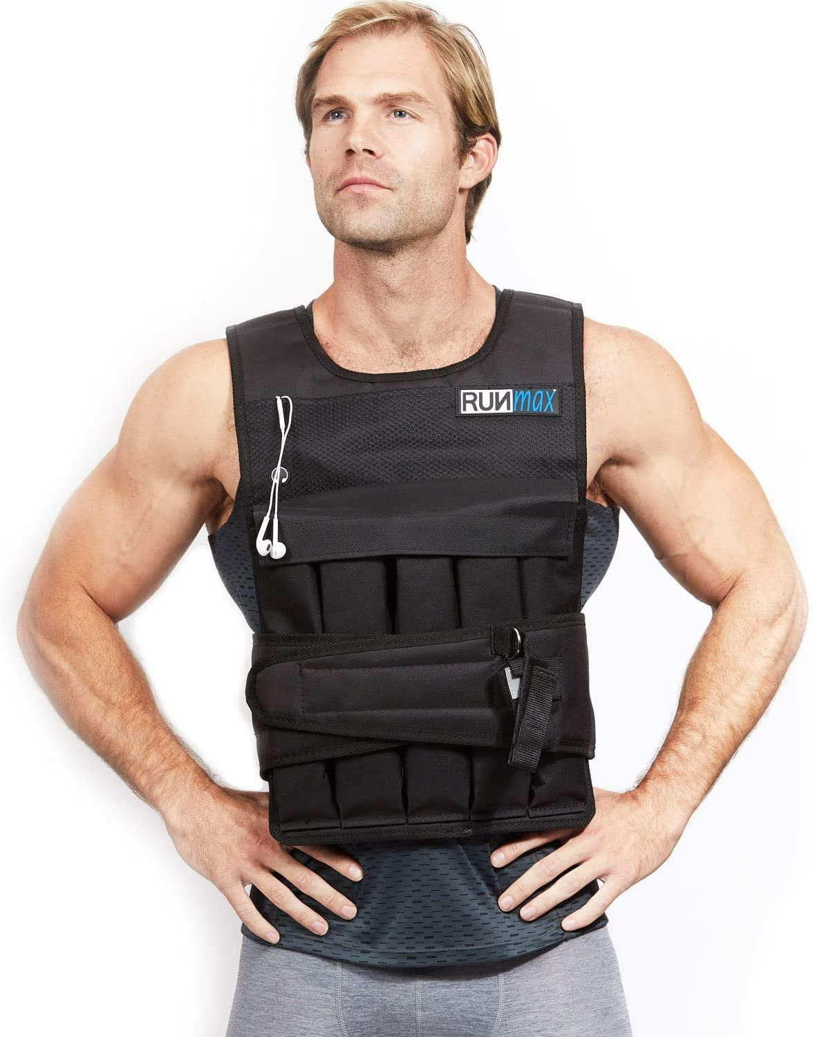 RUNFAST/Max Weighted Vest