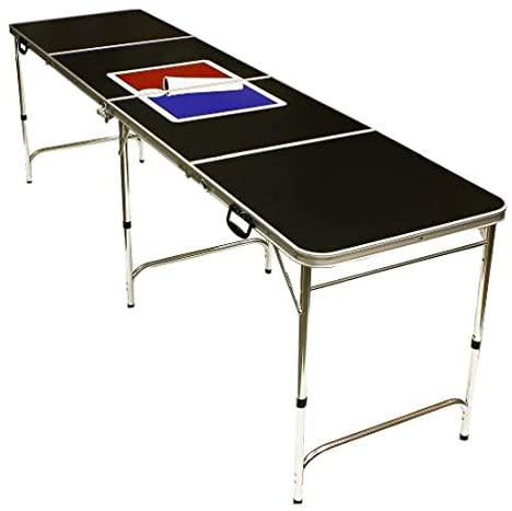 Red Cup Pong Portable Beer Pong Table