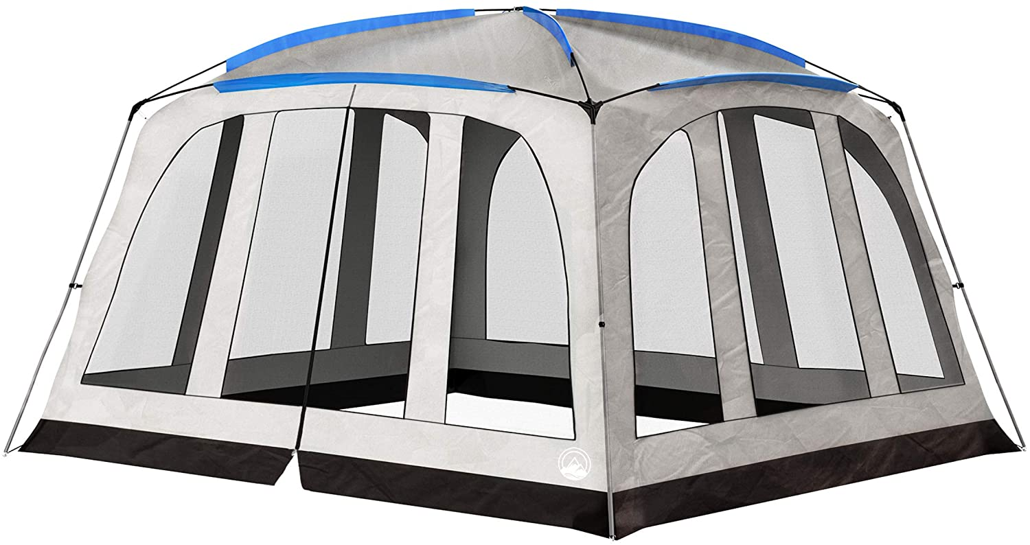 Screen-in Canopy Instant Shelter