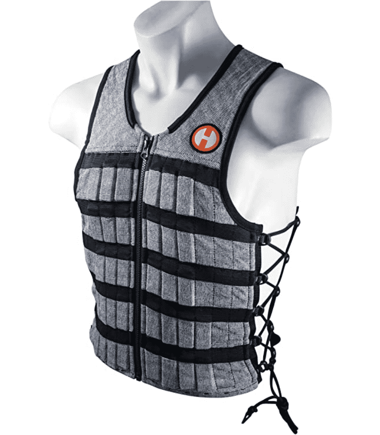 Hyperwear Adjustable Weighted Vest