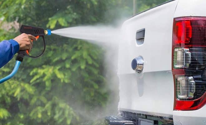 Water Pressure Guns