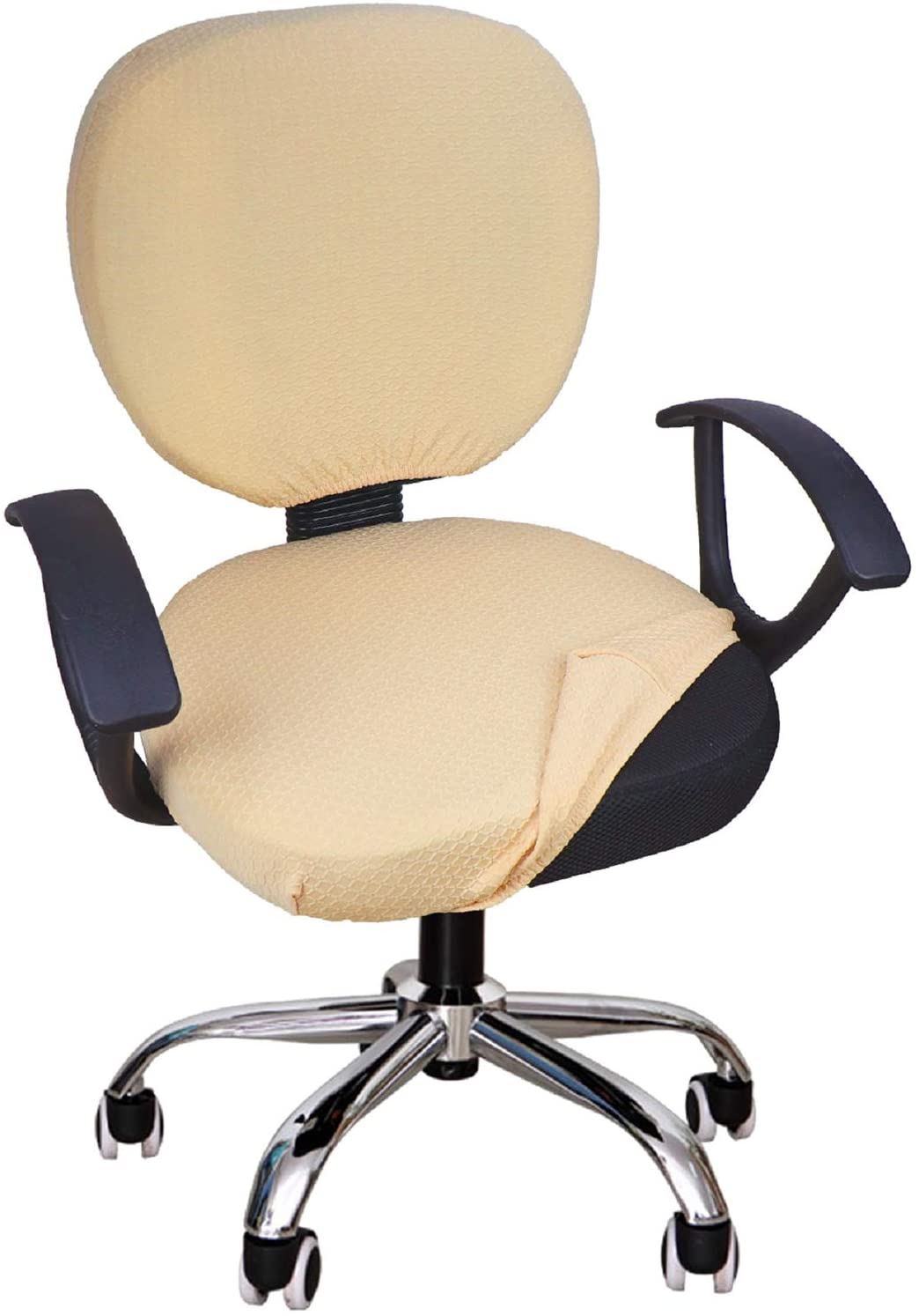 YIMEIS Waterproof Office Chair Cover