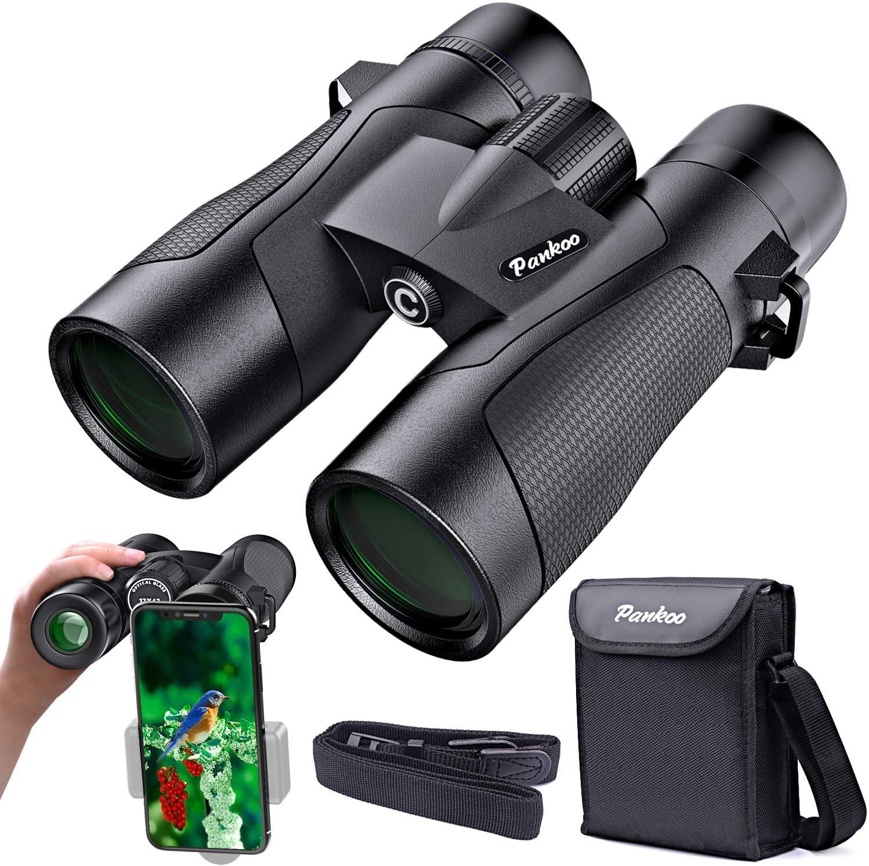 12X42 Binoculars for Adults (Pankoo)
