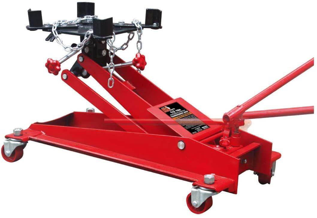 BIG RED TR4076 Torin Hydraulic Roll-Under Transmission Service/Floor Jack