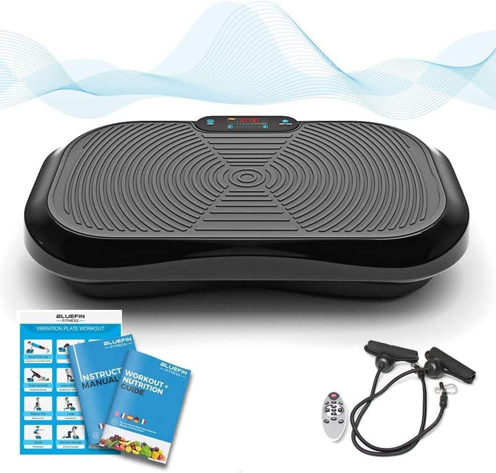Bluefin Fitness Vibration Platform