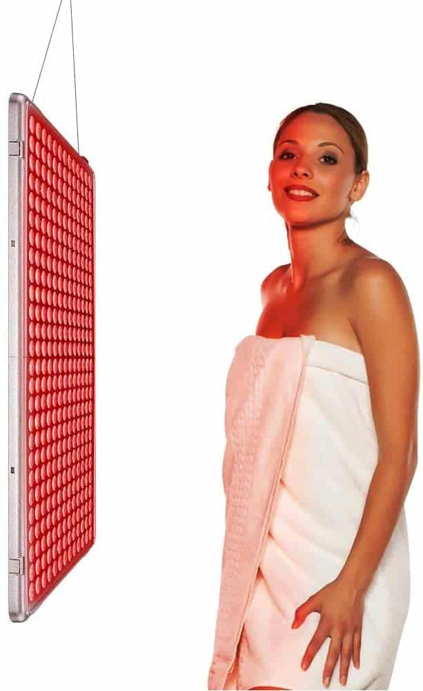 Body Red Light Therapy Device