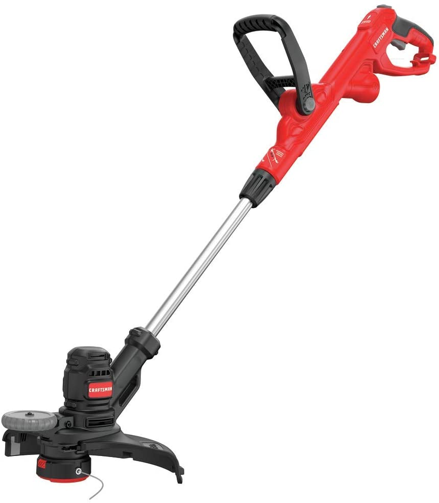 CRAFTSMAN Electric String Trimmer, (CMESTE920)14-Inch, 6.5-Amp