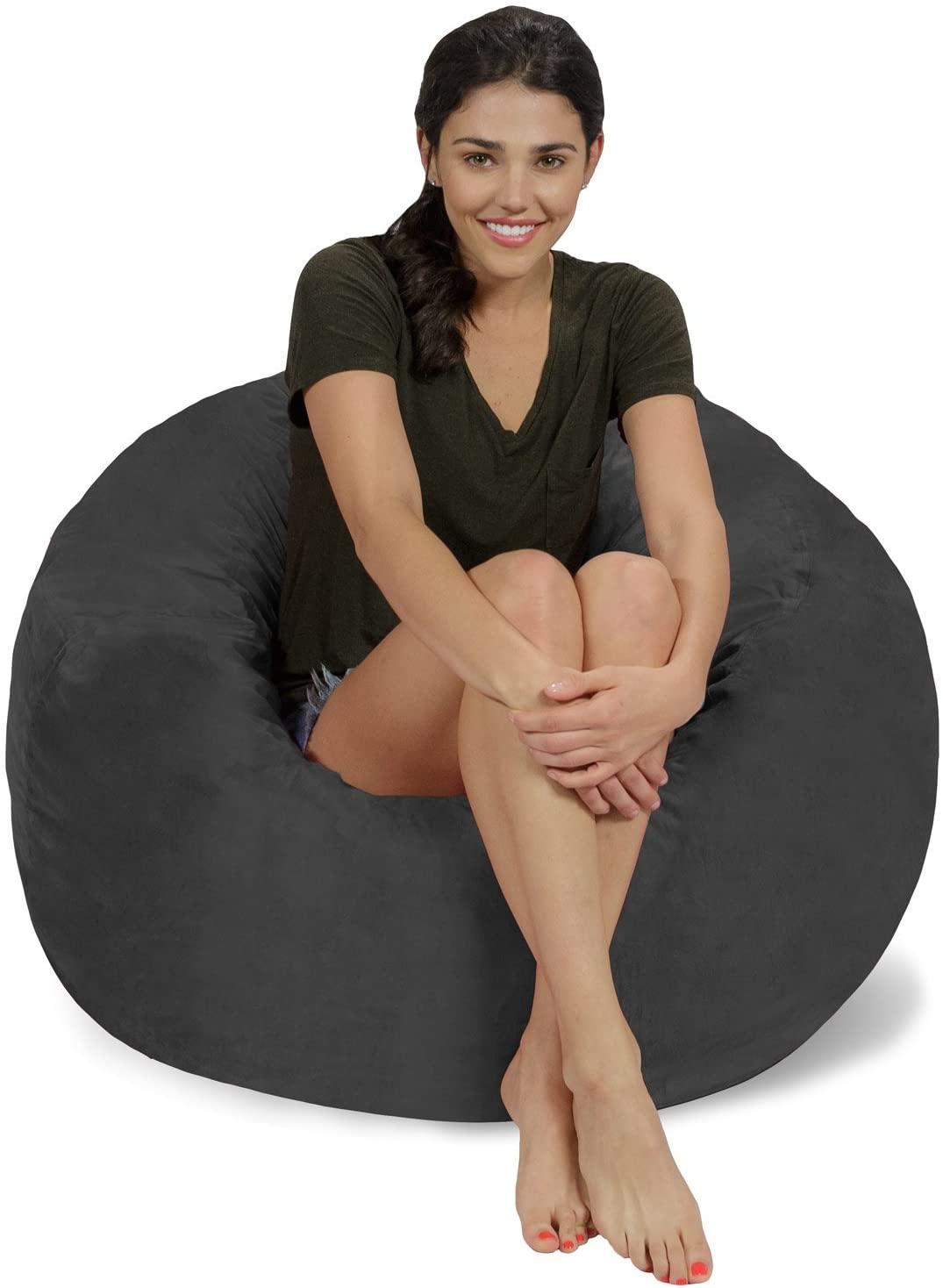 Chill Sack Bean Bag Chair-3feet