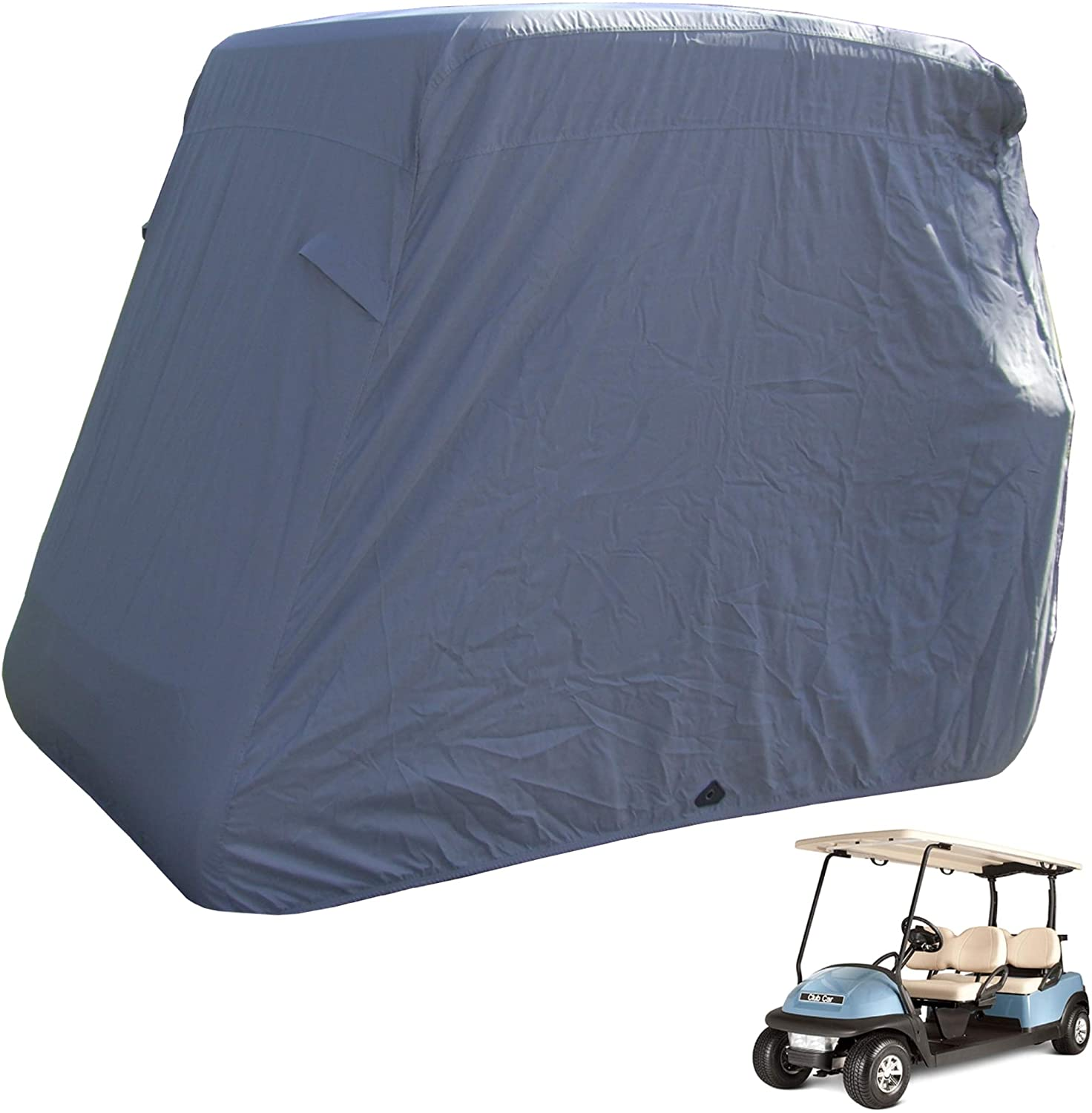 Deluxe 4-Seater Golf Cart Cover