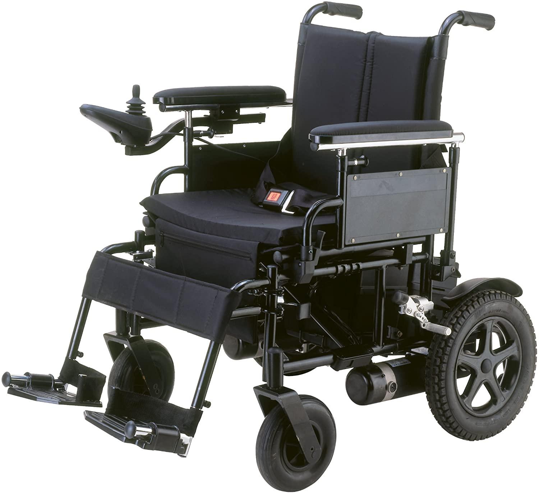 Drive Medical Plus Cirrus Folding Power Wheelchair