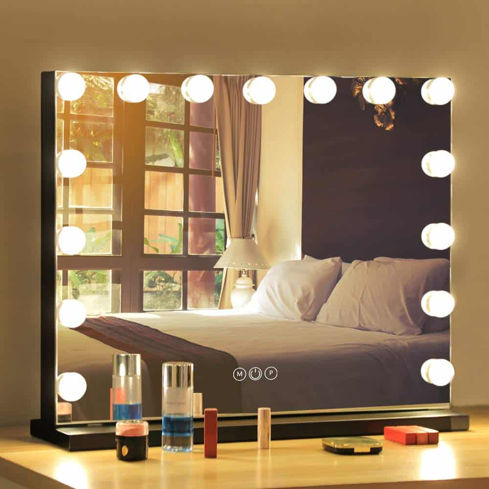 FENCHILIN Lighted Vanity Mirrors