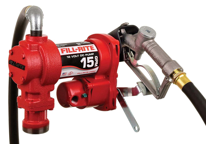 Fill-Rite FR1210H 12V 15 GPM Fuel Transfer Pump