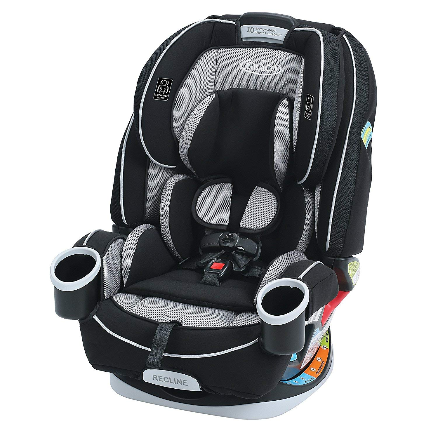 Graco 4-in-1 4Ever Convertible Car Seat