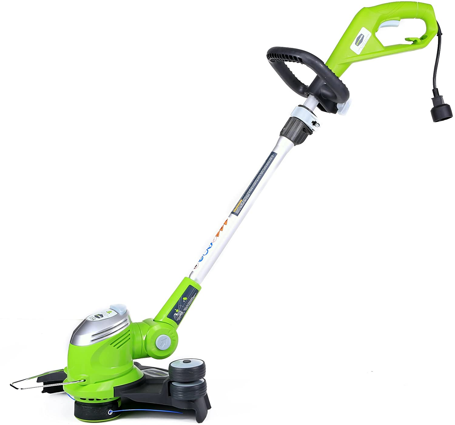 Greenworks 15-Inch 5.5 Amp Electric String Trimmer