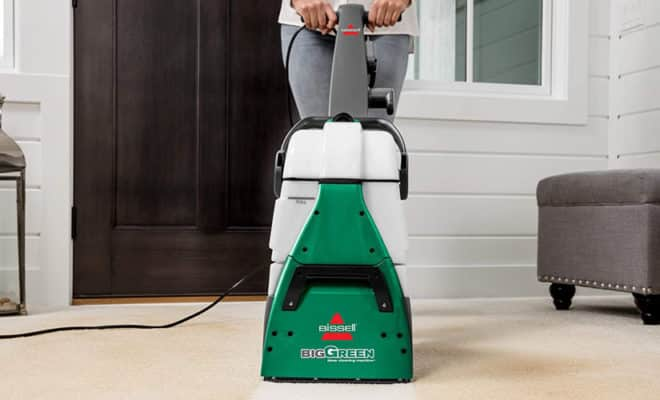 Home Carpet Cleaning Machines