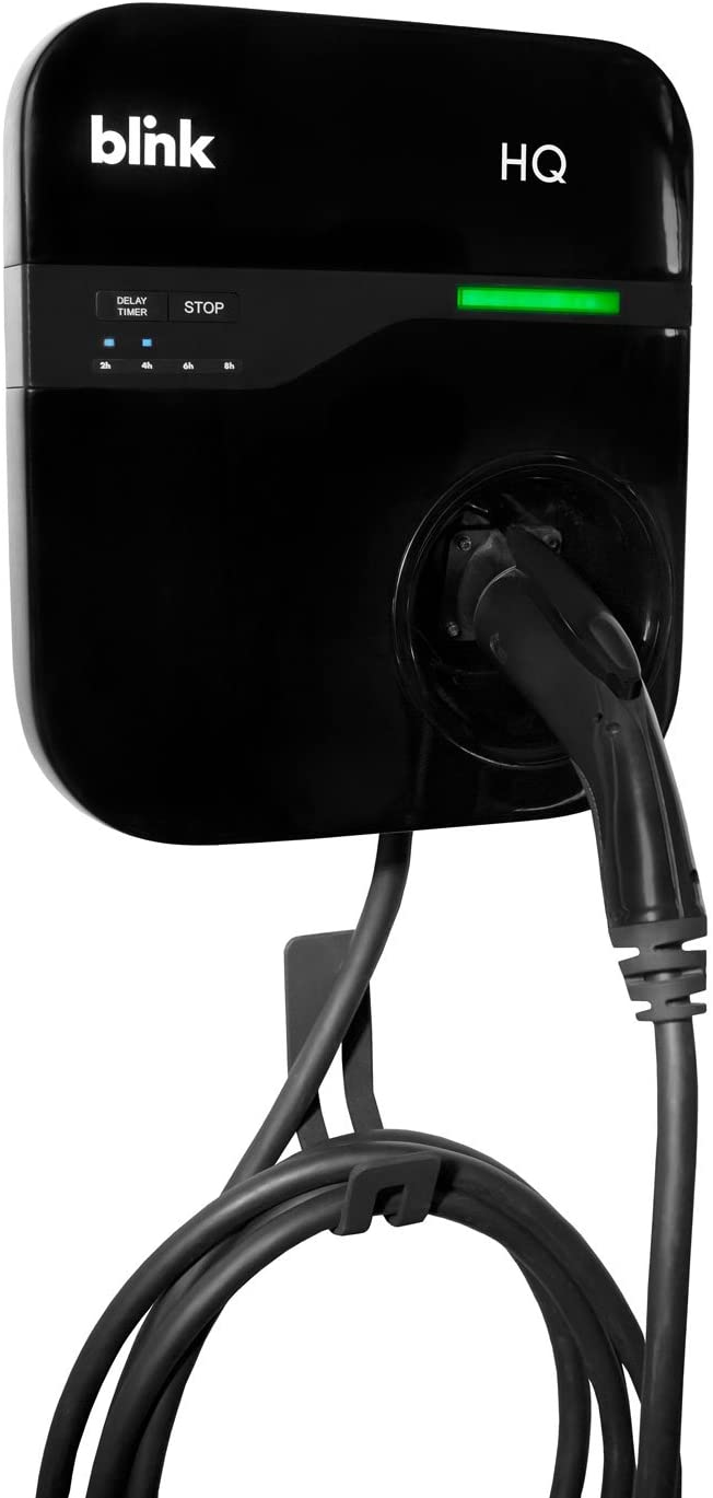 Home Level 2 Electric Vehicle Charger