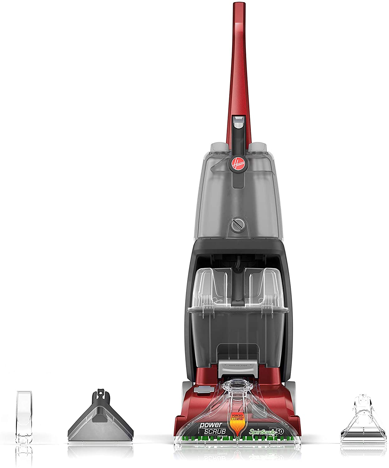 Hoover Power Scrub Deluxe Carpet Cleaner Machine