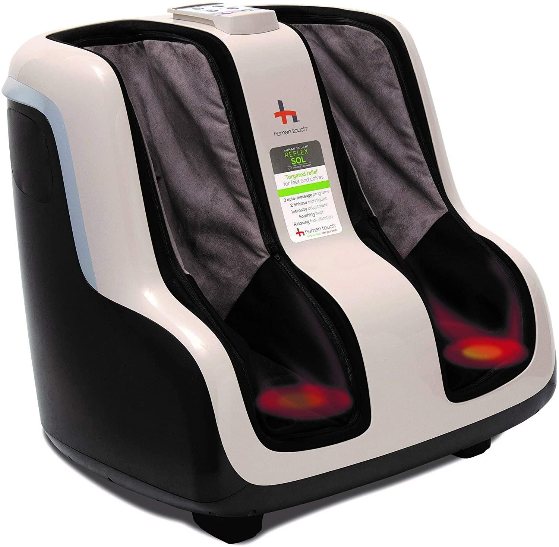 Human Touch Reflex SOL Foot and Calf Relaxation Shiatsu Massager