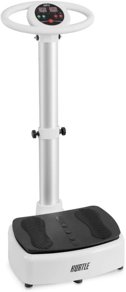 Hurtle Standing Vibration Platform Exercise Machine