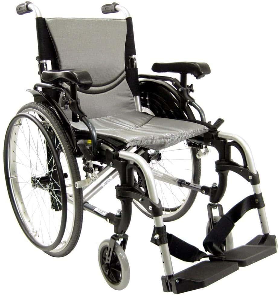 Karman S-305 29 Pounds Ergonomic Wheelchair