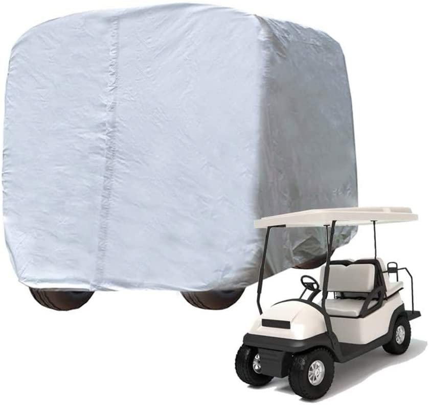 Kayme 4-Passenger Golf Cart Cover