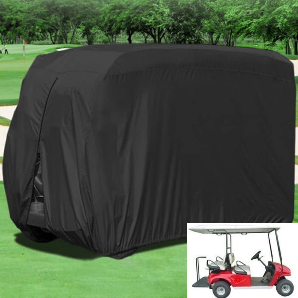 Lmeison 4-Passenger Golf Cart Cover