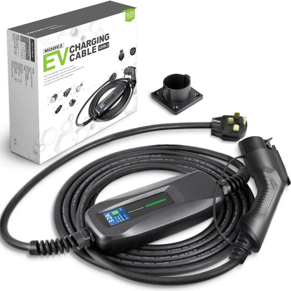 Morec EV Charger Level 2 Electric Vehicle Charger
