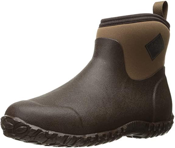 Muck Boot Men's ll Ankle-Height Rubber Garden Ster