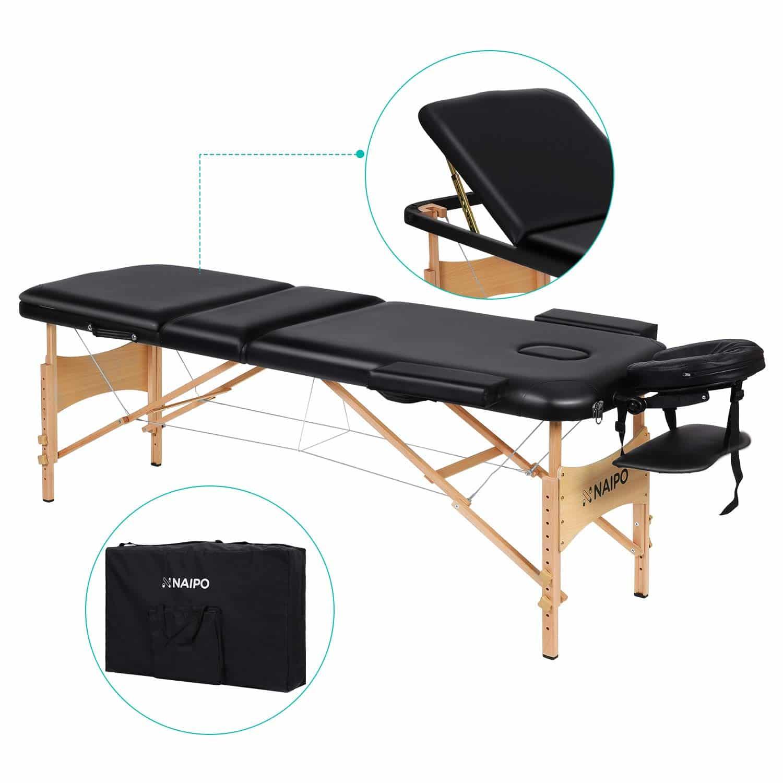 Naipo Folding Massage Table