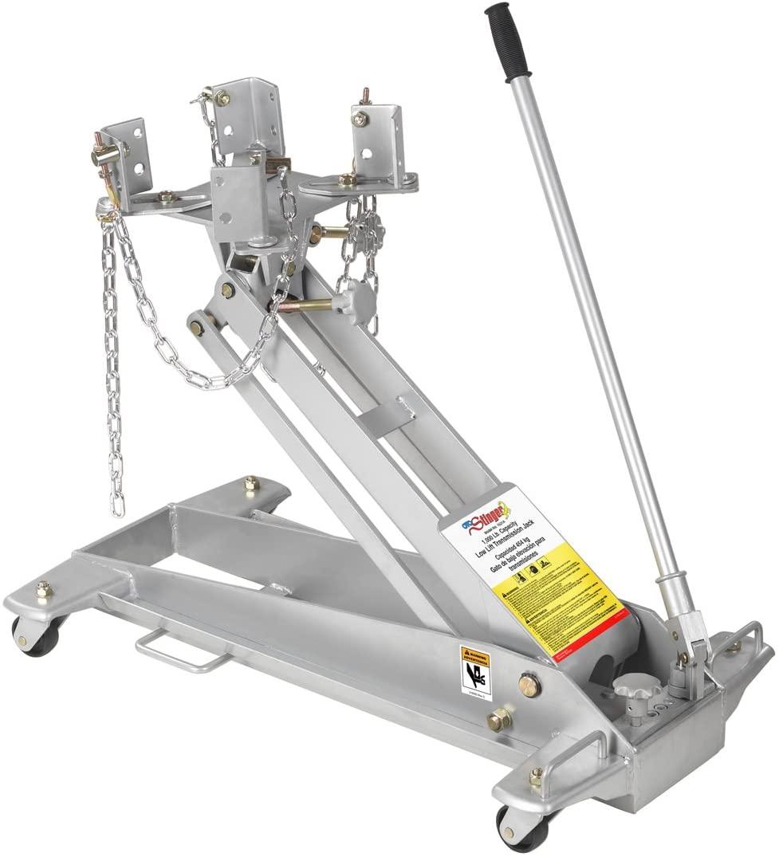 OTC 1521A 1000 lbs. Capacity Low-Lift Transmission Jack