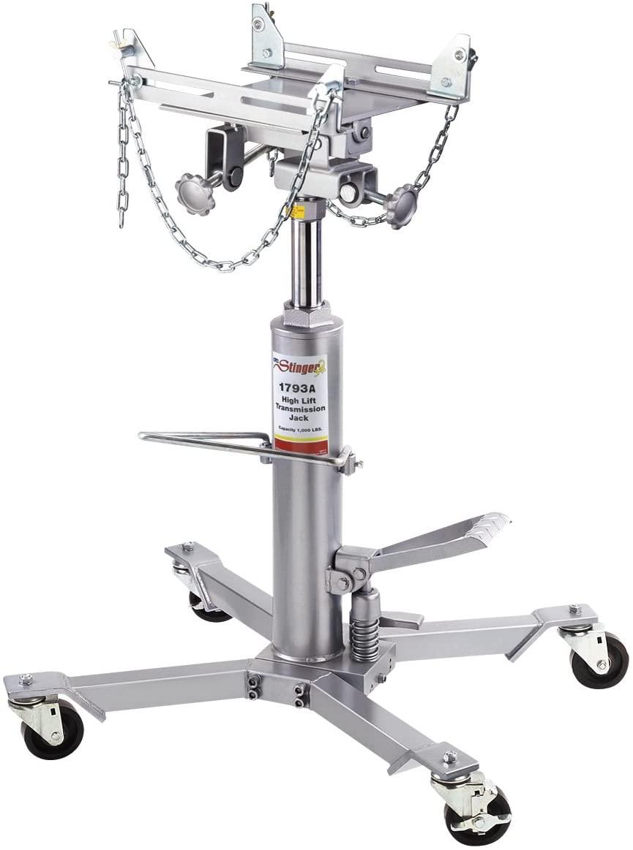 OTC 1793A Stinger 1,000 lbs. Capacity High-Lift Transmission Jack